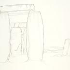 PH726 Stonehenge: 9pm 8 July 2008