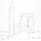 PH278 Stonehenge: Stone 56 & the broken 55