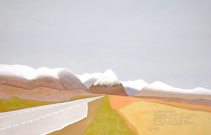 D Art Exhibition London : Tracks philip hughes art