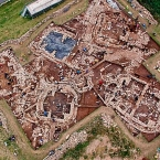 Overview of the Ness of Brodgar