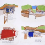 Skara Brae, Hut 8