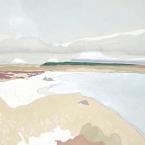 PH556 Buachaille Etive Mor across Loch Laidon